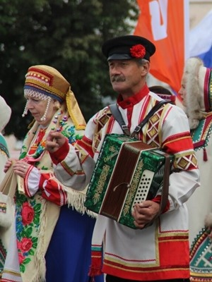 Викторина «Культурными тропами России»