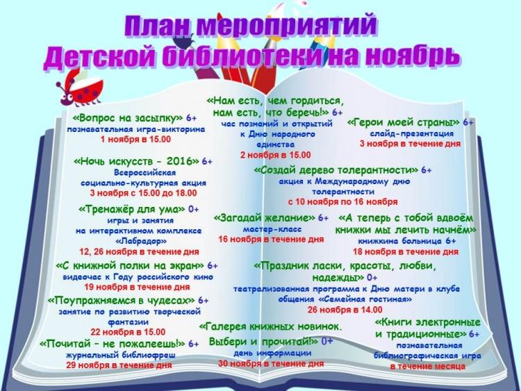Цели и задачи библиотечного обслуживания детей сознательно ориентированы на интересы читателя-ребенка: миролюбие на общую сумму 73,0 тыс.
