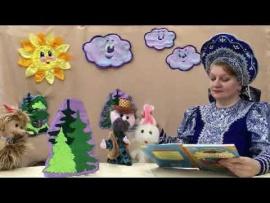 Embedded thumbnail for Сказки Пушкина в Детской библиотеке