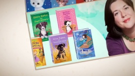 Embedded thumbnail for Видеообзор книг о животных Холли Вебб